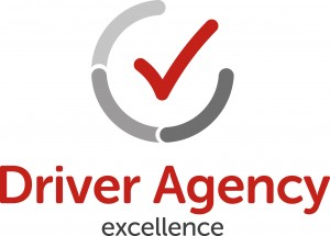 Driver Agency Excellence logo