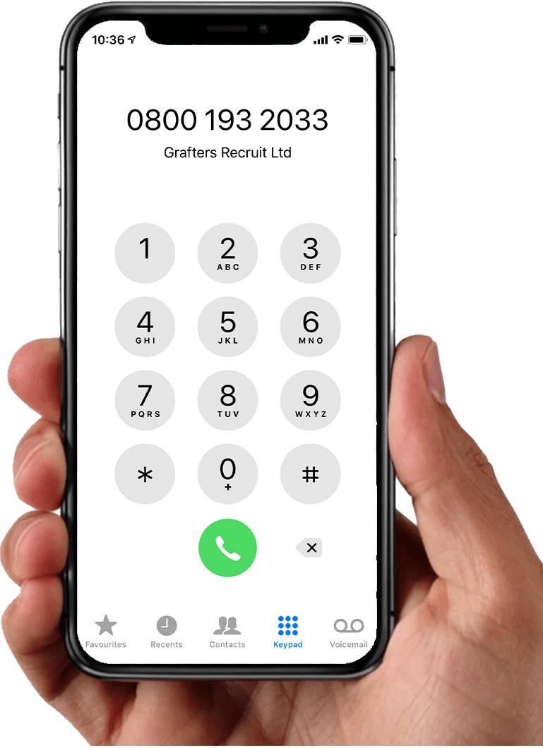 Call Grafters Recruit Ltd