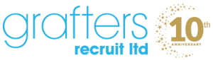 Grafters Recruit 10Yr Logo